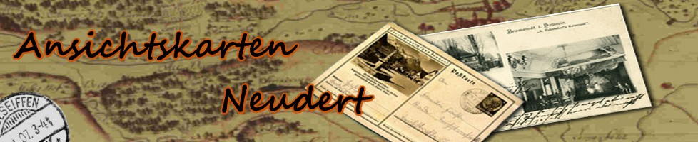 Ansichtskarten Neudert-Logo
